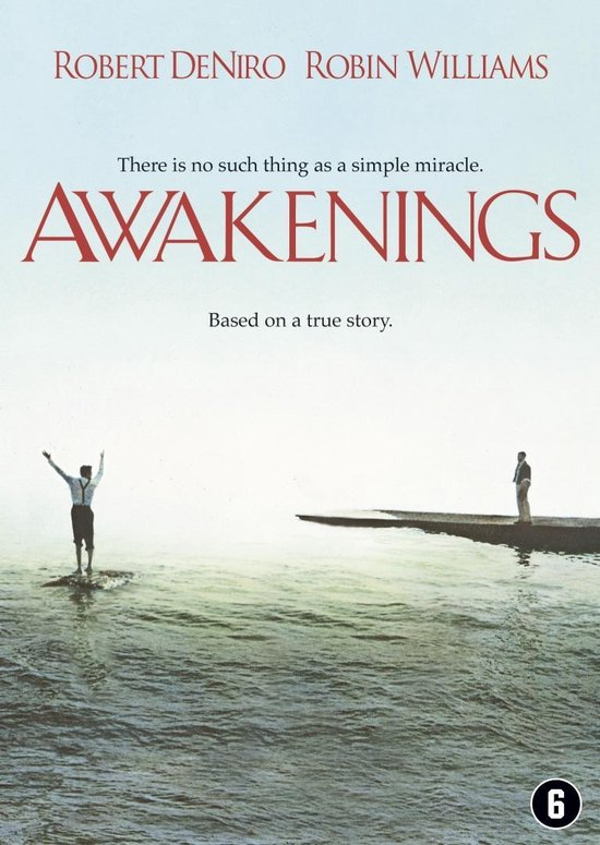 Cover van de film 'Awakenings'