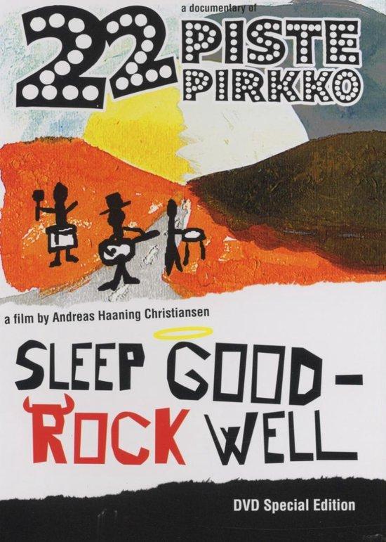 Sleep Good Rock-Rock Well