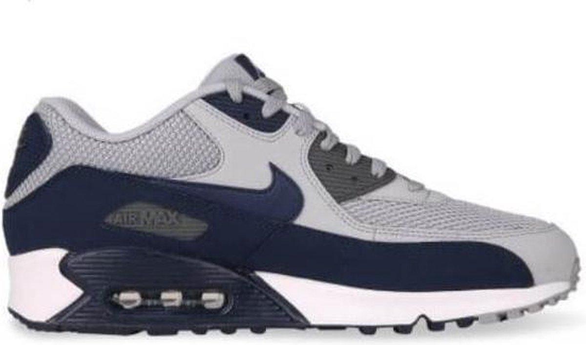 Nike Air Max 90 Essential Sneakers Heren grijsblauw Maat 40.5