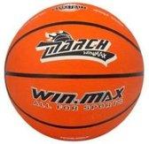 Winmax Basketbal junior march maat 5 oranje