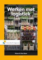 Boek cover Werken met Logistiek van Hessel Visser (Hardcover)