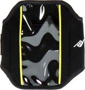 Rucanor Mp3- en mp4-armband - zwart/geel