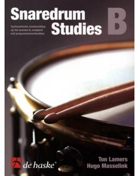 Snaredrums Studies B - T. Lamers |