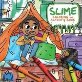Slime Coloring and Activity Book