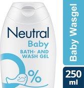 Neutral Parfumvrij - 250 ml - Baby Wasgel