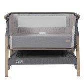 Topmark Tutti Bambini Cozee Bedside Wieg Oak Charcoal