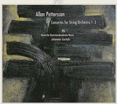 The Concertos For String Orchestra