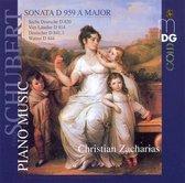 Sonata D 959 A Major/Dances