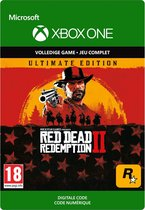 Red Dead Redemption 2 - Ultimate Edition - Xbox One Download