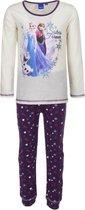 Disney Frozen pyjamaset - paars - 6 jaar - maat 116