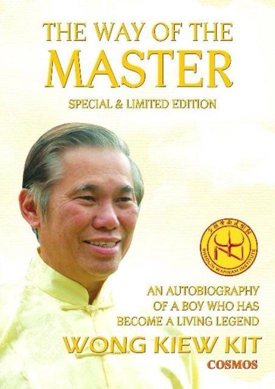 Boek cover Way of the Master van Kiew Kit Wong (Hardcover)