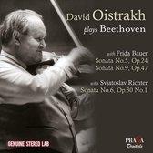 Oistrakh Plays Beethoven