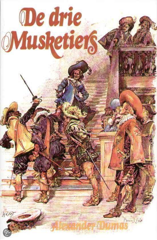 De Drie Musketiers - Alexandre Dumas |