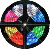 3 Meter - RGB IP20 LED Strip SMD3528 60led p/m - (geen adapter en remote/controller inbegrepen)