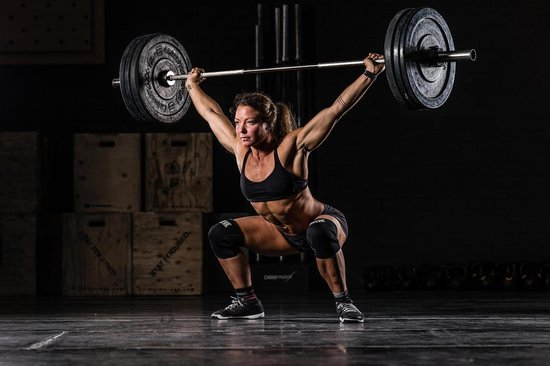 Reeva Knee sleeves - Geschikt voor Fitness en CrossFit - 5mm - verkocht per paar - Small - reeva