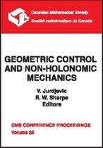 Geometric Control and Non-holonomic Mechanics