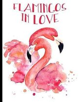 Flamingoes in Love