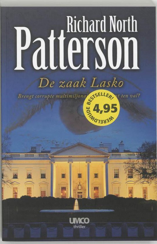 De zaak Lasko / druk Heruitgave - R.N. Patterson  