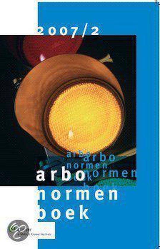 Cover van het boek 'Arbo Normenboek / 2007 / druk 1'