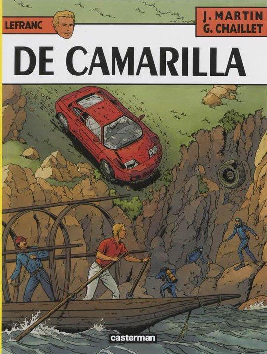 Lefranc 012 De camarilla - Jacques Martin pdf epub