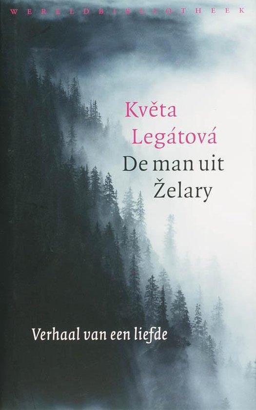 Cover van het boek 'De man uit Zelary' van K. Legatova