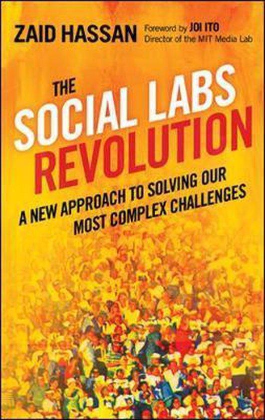 Boek cover The Social Labs Revolution van Zaid Hassan (Paperback)