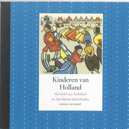 Kinderen van Holland - Saskia de Bodt |