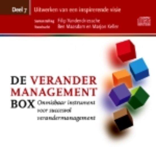 Uitwerken van een inspirerende visie (luisterboek) - Filip Vandendriessche | Fthsonline.com
