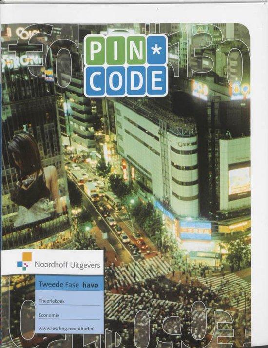 Pincode/ Tweede Fase Havo / Deel Theorieboek - Henny Van Dongen | Fthsonline.com