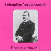 Lebendige Vergangenheit: Francesco Navarini
