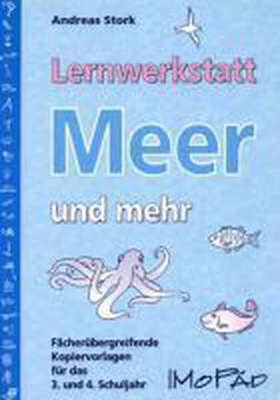 Boek cover Lernwerkstatt Meer und mehr van Andreas Stork (Paperback)