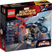 LEGO Super Heroes Carnage�s SHIELD Luchtaanval - 76036