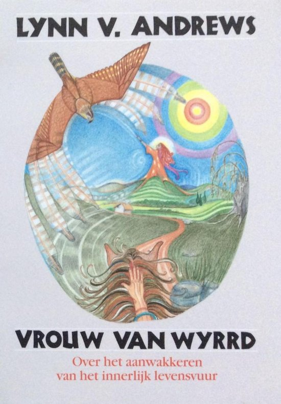 VROUW VAN WYRRD - Lynn V. Andrews   Fthsonline.com