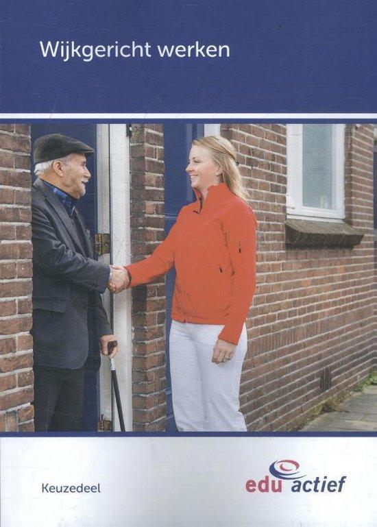 Keuzedeel wijkgericht werken - Adelijne Martin |