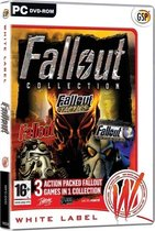 GSP Fallout Collection video-game PC Engels