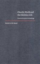 Boek cover Church, World and the Christian Life van Healy, Nicholas M.