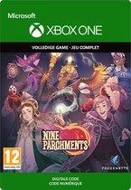 Nine Parchments - Xbox One Download