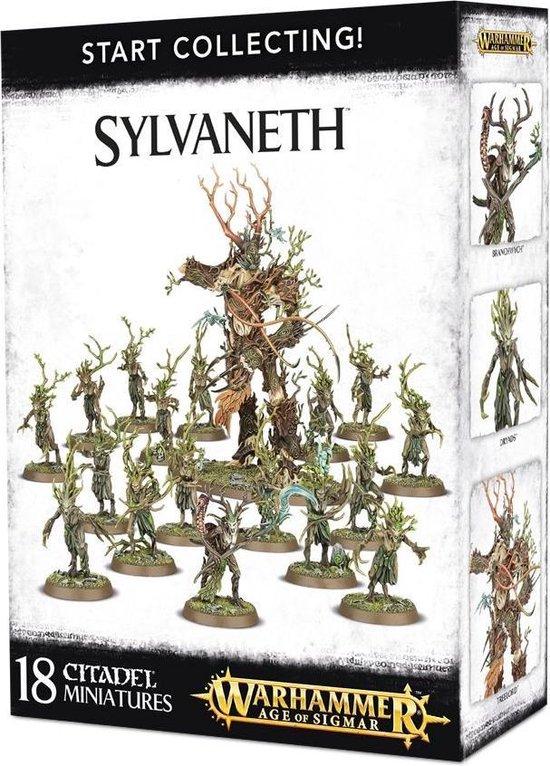 Afbeelding van het spel Age of Sigmar - Start Collecting! Sylvaneth