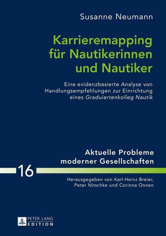 Karrieremapping für Nautikerinnen und Nautiker