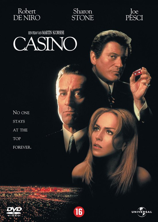 Cover van de film 'Casino'