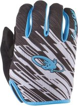 Lizard Skins Fietshandschoenen Monitor Blauw/grijs Maat 9