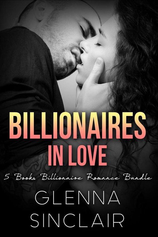 Omslag van Billionaires in Love