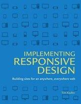 Implementing Responsive Design