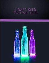 Craft Beer Tasting Log