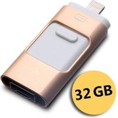 Flashdrive Voor iPhone Android - USB-stick - 32 GB