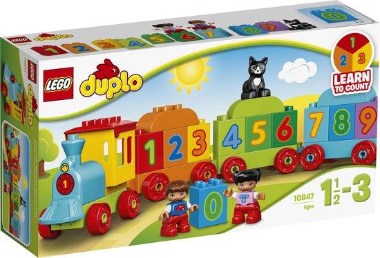 Afbeelding van LEGO DUPLO Getallentrein - 10847 speelgoed