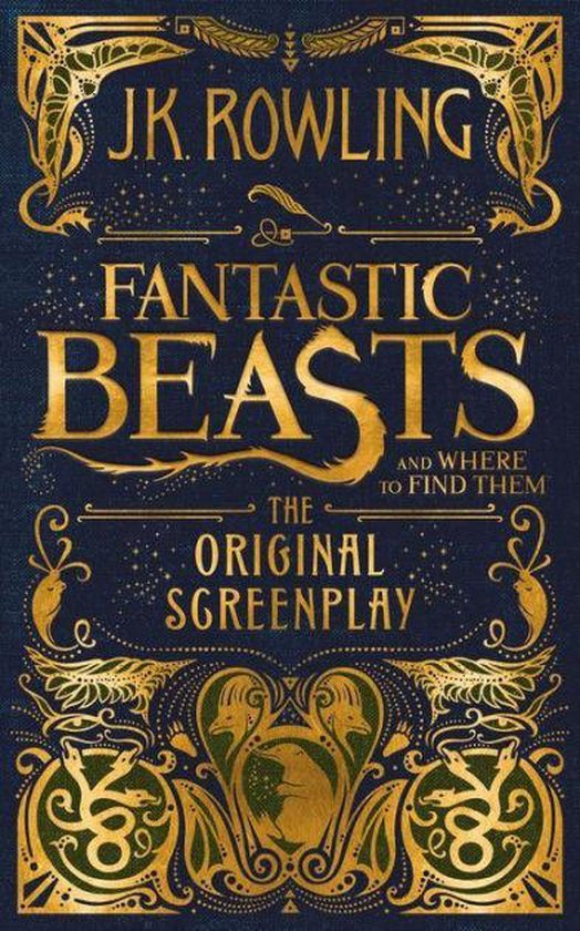 Fantastic Beasts and Where to Find Them (Screenplay)