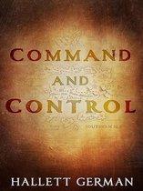 Boek cover Command & Control van Hallett German