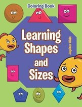 Learning Shapes and Sizes Coloring Book