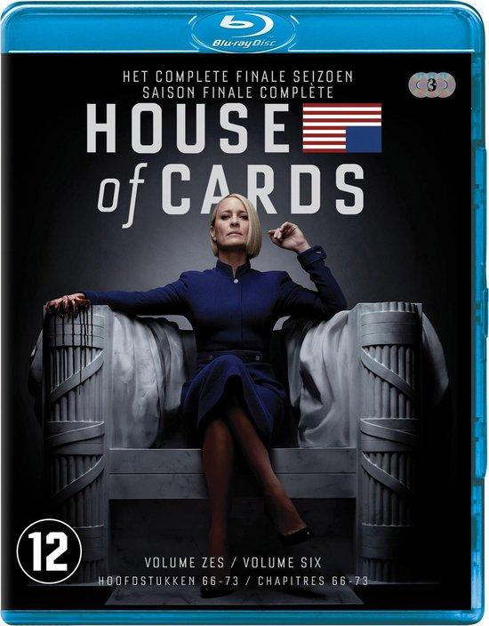 House Of Cards - Seizoen 6 (The Final Season) (Blu-ray)